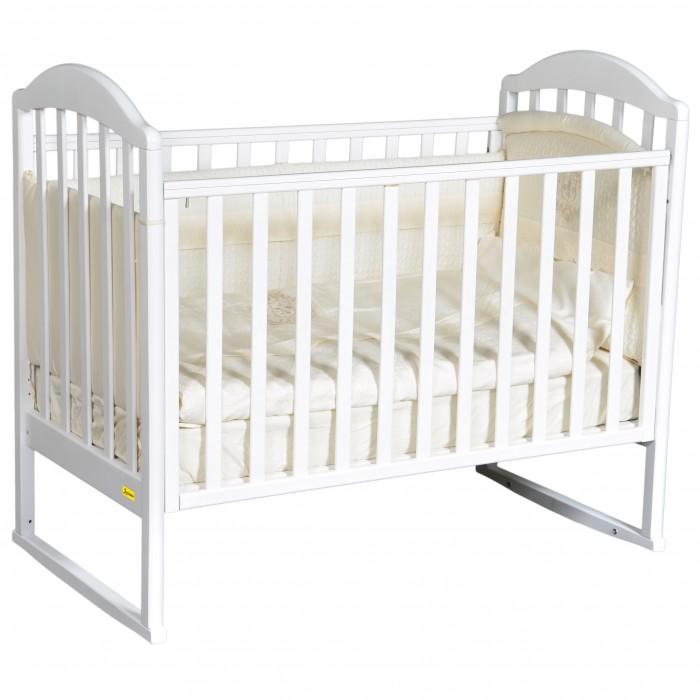 Детские кроватки Luciano Siena колесо-качалка