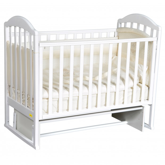 Детские кроватки Luciano Siena Plus универсальный маятник