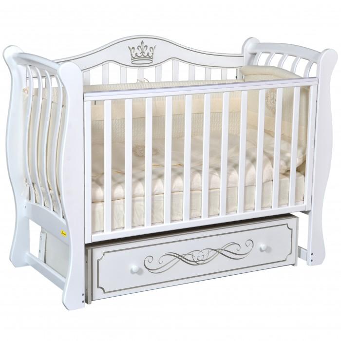 Детская кроватка Luciano Toscana Elegance универсальный маятник