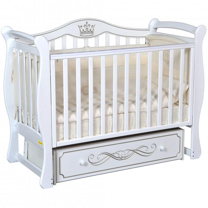 Детская кроватка Luciano Toscana универсальный маятник