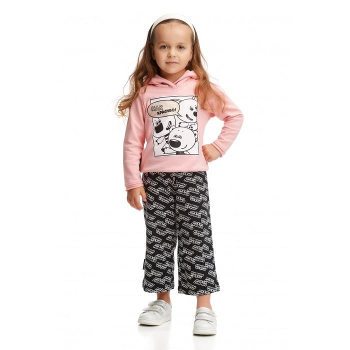 Брюки и джинсы Lucky Child Брюки детские Ми-Ми-Мишки Логотипы