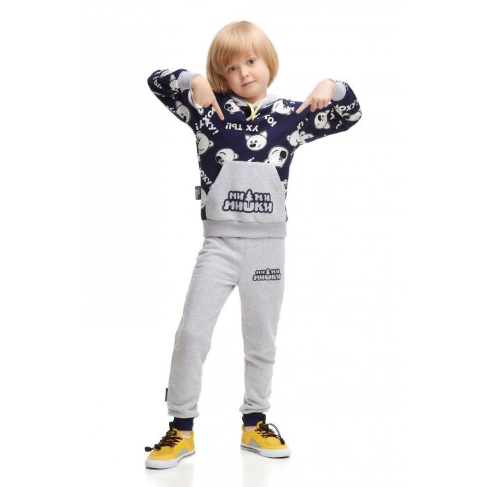 Фото - Спортивные костюмы Lucky Child Брюки для мальчика Ми-Ми-Мишки футболка для мальчика lucky child ми ми мишки цветная 68 74