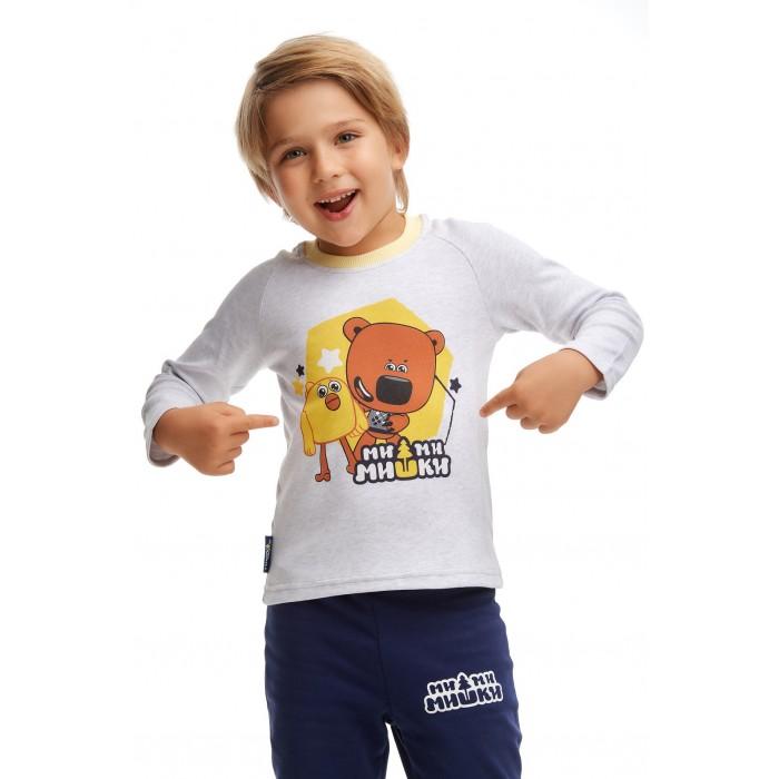 Фото - Водолазки и лонгсливы Lucky Child Футболка для мальчика Ми-Ми-Мишки 70-12 футболка для мальчика lucky child ми ми мишки цветная 68 74