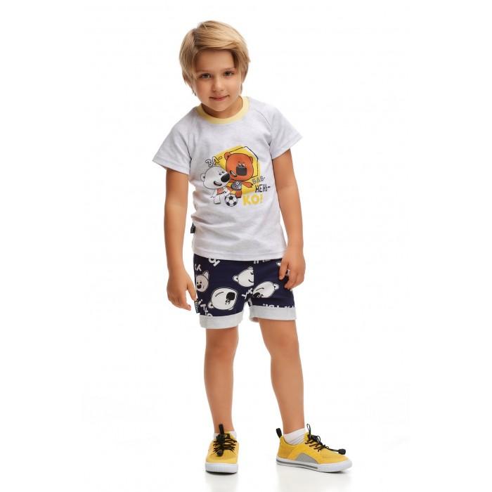 Фото - Футболки и топы Lucky Child Футболка для мальчика Ми-Ми-Мишки 70-36 футболка для мальчика lucky child ми ми мишки цветная 68 74