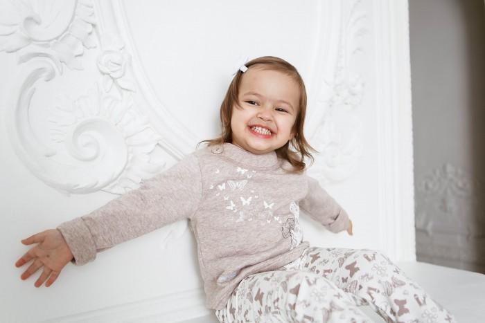 Lucky Child Кофточка футер Дюймовочка 37-18ф