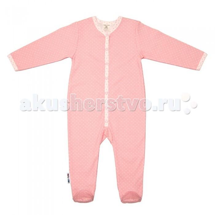 Комбинезоны и полукомбинезоны Lucky Child Комбинезон длинный рукав Лебединое озеро А2-103 пижамы lucky child пижама