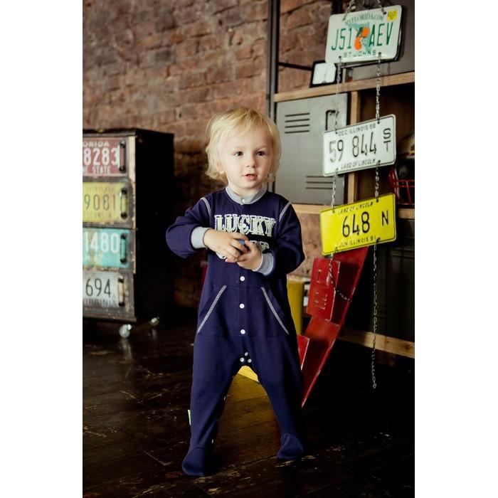 Картинка для Lucky Child Комбинезон для мальчика Basic sport 36-1