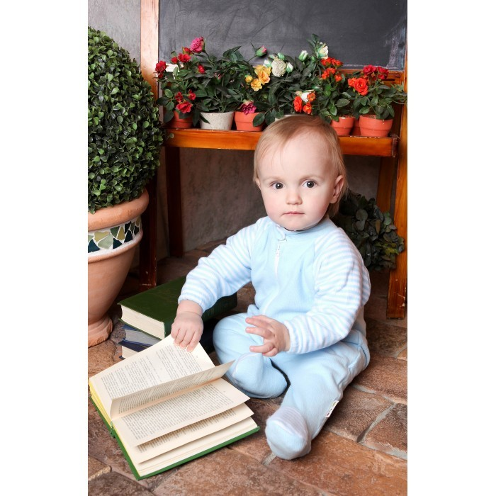 Комбинезоны и полукомбинезоны Lucky Child Комбинезон Полоски 4-14 пижамы lucky child пижама
