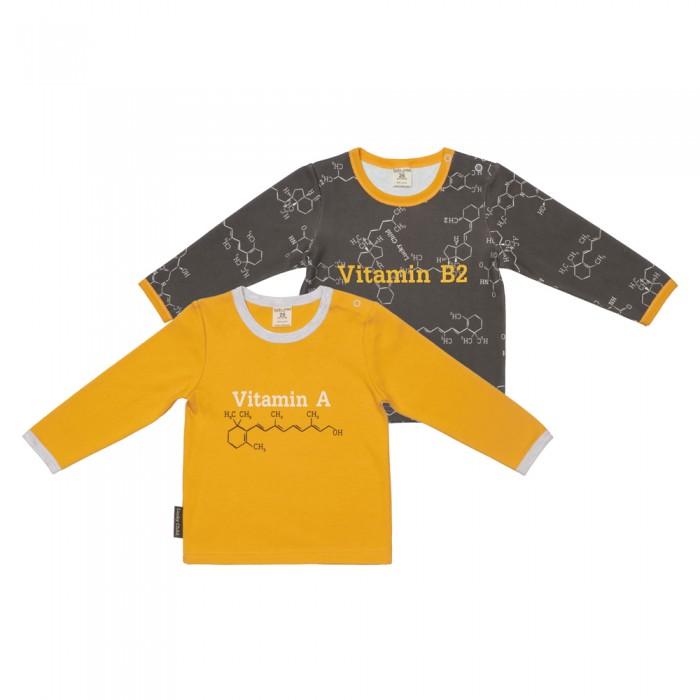 Lucky Child Комплект детский футболка Витамин 2 шт. 38-20