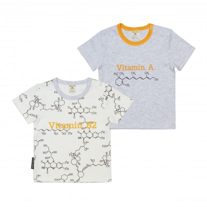 Lucky Child Комплект детский футболка Витамин 2 шт. 38-23