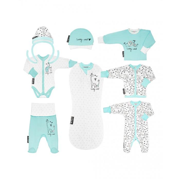 Lucky Child Комплект для маловесных малышей 8 предметов