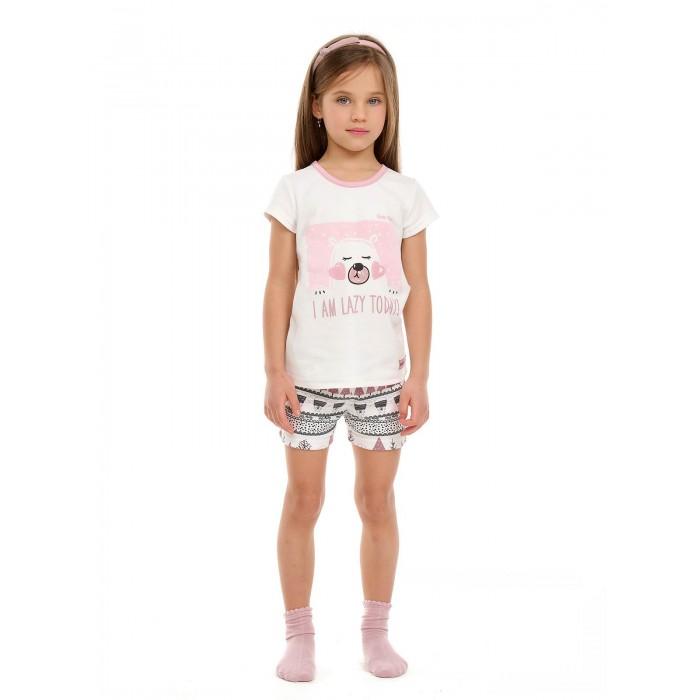Lucky Child Комплект домашний для девочки 94-405