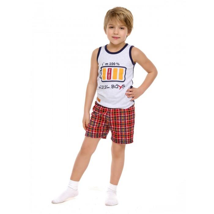Lucky Child Комплект домашний для мальчика 94-412