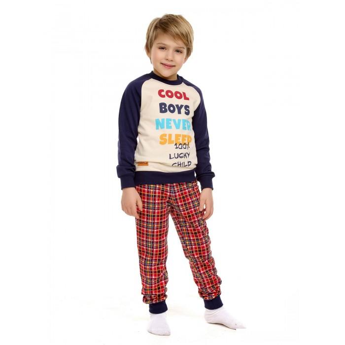 Lucky Child Комплект домашний для мальчика 94-42ф
