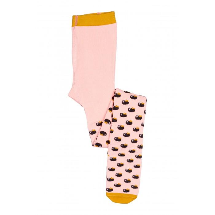 колготки для девочки barkito серые с рисунком в горошек Белье и колготки Lucky Child Комплект колготок для девочки 2 шт.