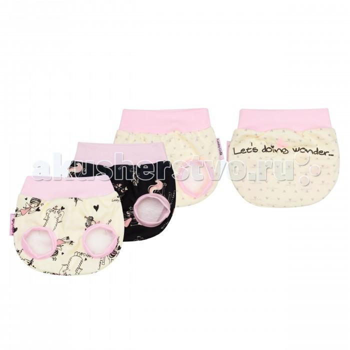 Детское белье Lucky Child Комплект трусиков Феечки 3 шт. 30-195 пижамы lucky child пижама