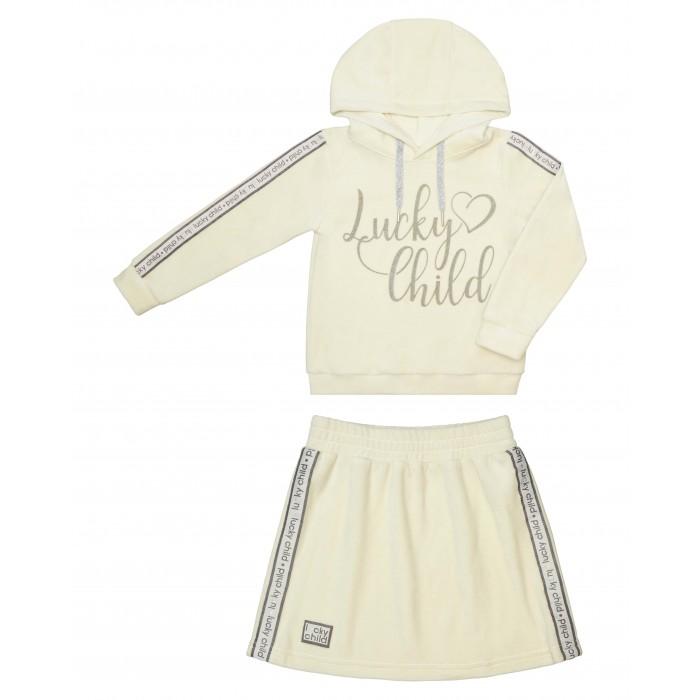 Lucky Child Костюм детский Толстовка и юбка