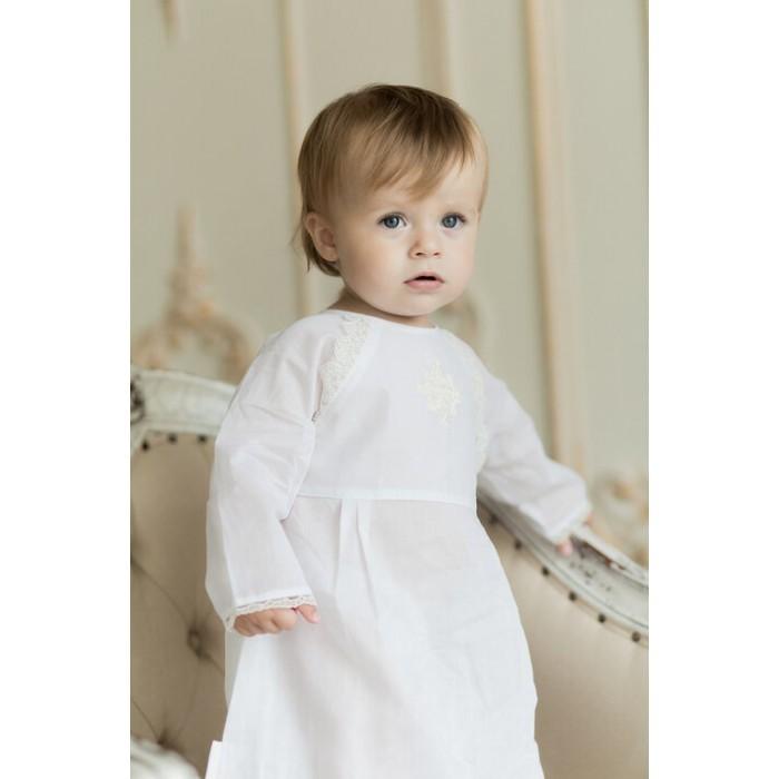 крестильная одежда Крестильная одежда Lucky Child Крестильная рубашка для мальчика К1-6М