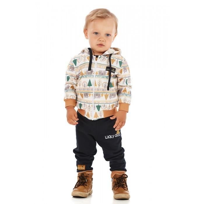 Lucky Child Куртка для мальчиков Зимние каникулы 63-17ф