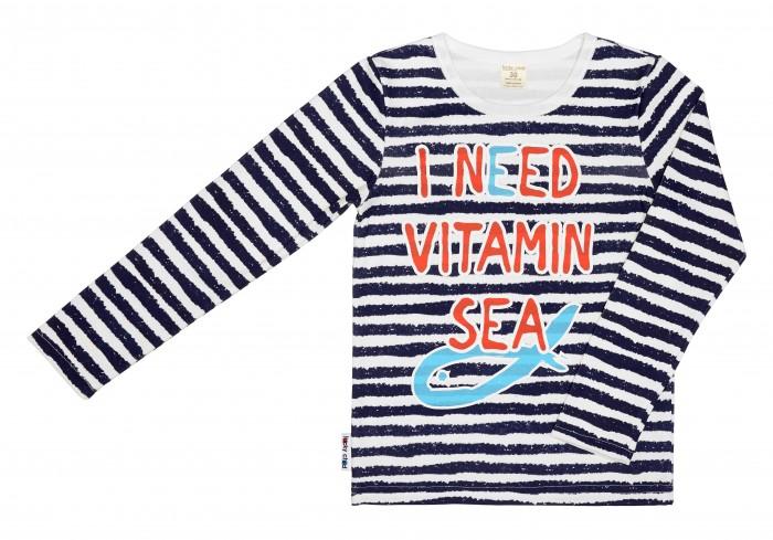 Lucky Child Лонгслив для мальчика Vitamin sea