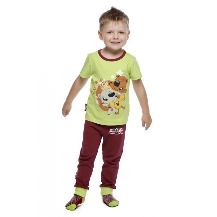 Lucky Child Пижама детская Ми-Ми-Мишки 70-405/зел
