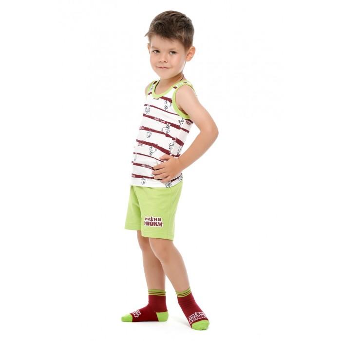 Lucky Child Пижама детская Ми-Ми-Мишки 70-412/пол