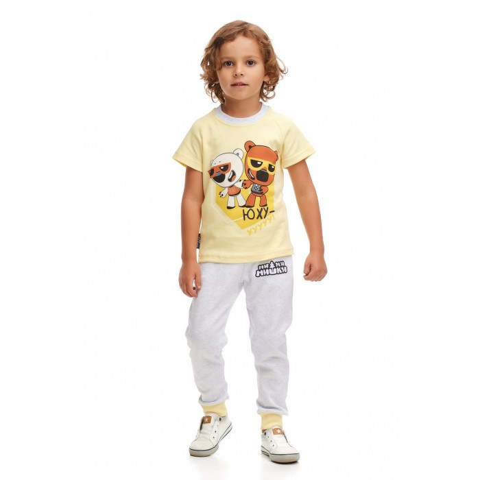 Фото - Домашняя одежда Lucky Child Пижама для мальчика Ми-Ми-Мишки футболка для мальчика lucky child ми ми мишки цветная 68 74