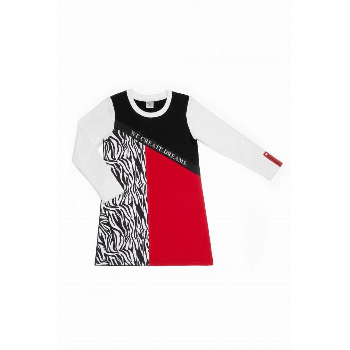 Lucky Child Платье Зебры 66-62ПФ