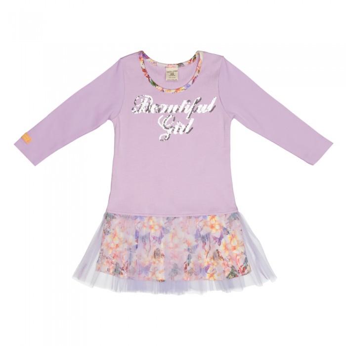 Платья и сарафаны Lucky Child Платье для девочки Beautiful girl 55-63