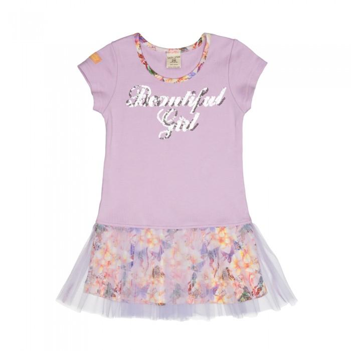 Платья и сарафаны Lucky Child Платье для девочки Beautiful girl 55-64