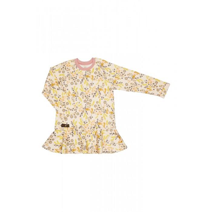 Lucky Child Платье для девочки Осенний лес