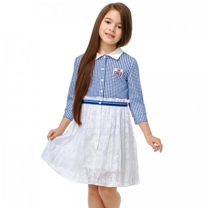 Lucky Child Платье для девочки Скажи да 83-66