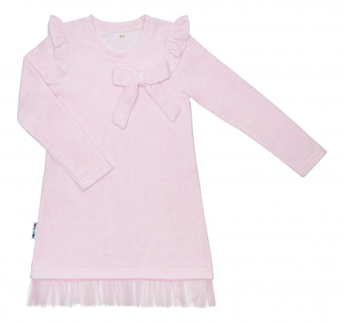 Lucky Child Платье с оборками и бантиком
