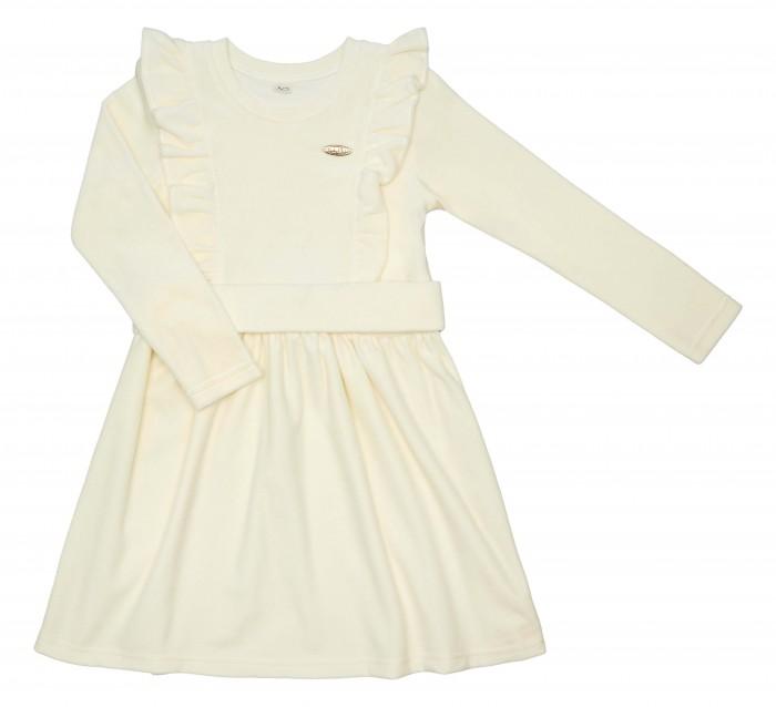 Lucky Child Платье с оборками