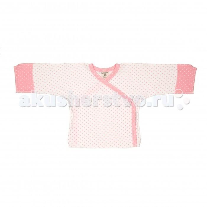 Распашонки и кофточки Lucky Child Распашонка Лебединое озеро А2-107 пижамы lucky child пижама