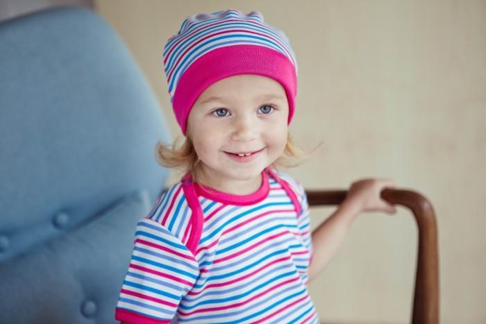 Шапочки и чепчики Lucky Child Шапочка Love А6-109 пижамы lucky child пижама