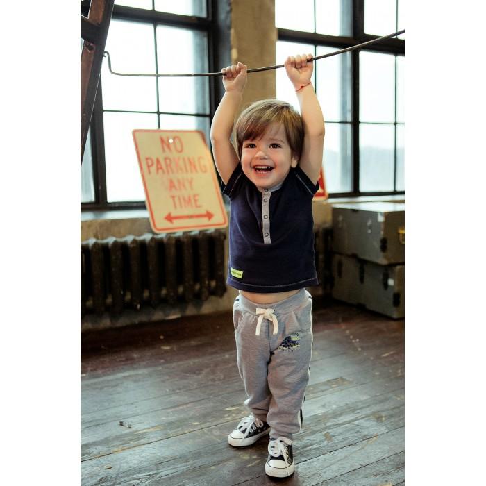 Купить Брюки и джинсы, Lucky Child Штанишки для мальчика Basic sport 36-11пф