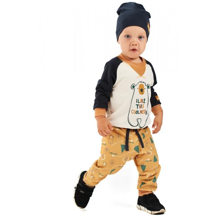 брюки  джинсы и штанишки Брюки и джинсы Lucky Child Штанишки для мальчиков Зимние каникулы 63-11ф