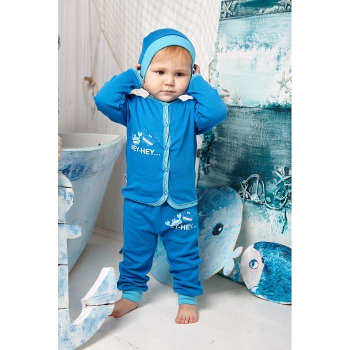 Брюки, джинсы и штанишки Lucky Child Штанишки Крабики А5-111 брюки котмаркот штанишки звездное небо