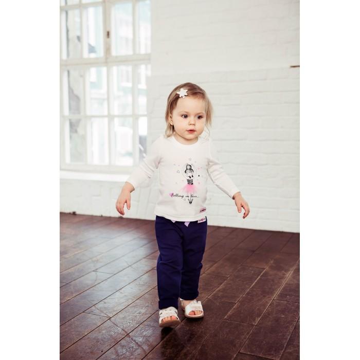 Брюки, джинсы и штанишки Lucky Child Штанишки Любимая девочка 54-14ф брюки котмаркот штанишки звездное небо