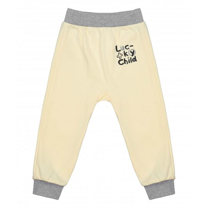 Штанишки и шорты Lucky Child с манжетами