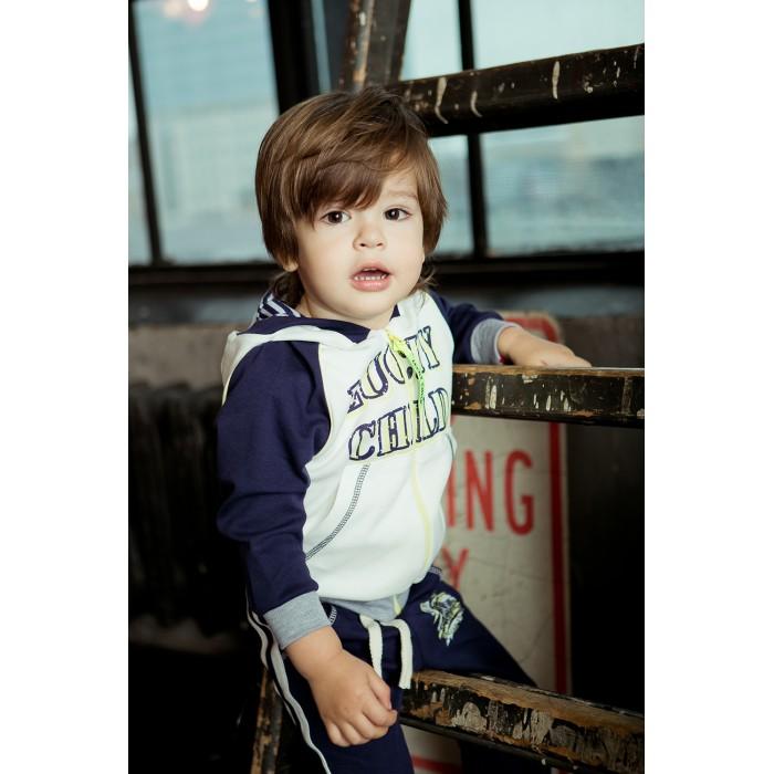 Lucky Child Толстовка для мальчика Basic sport 36-17пф