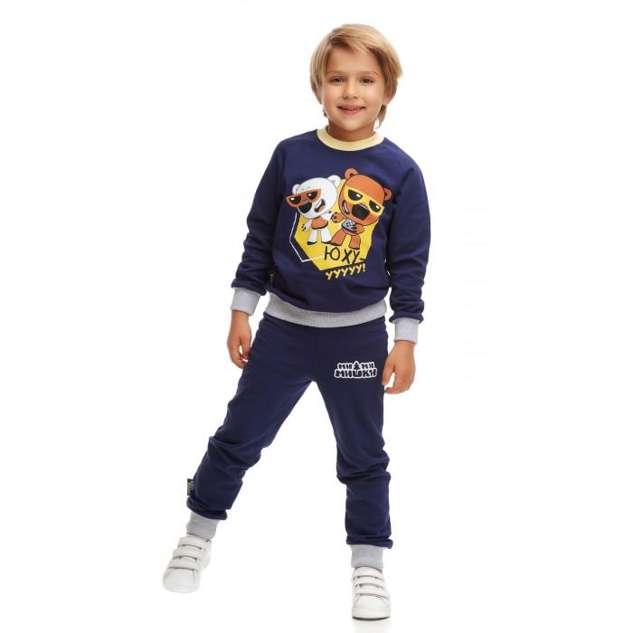 Купить Толстовки и свитшоты, Lucky Child Толстовка для мальчика Ми-Ми-Мишки