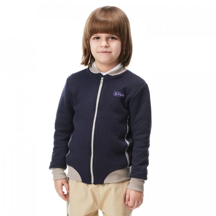 Купить Толстовки и свитшоты, Lucky Child Толстовка для мальчика Полоска Круиз 79-18