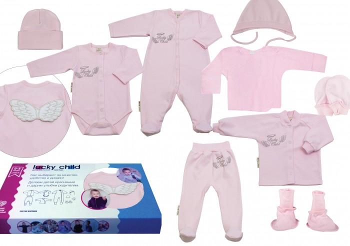 Lucky Child Комплект одежды Ангелочки 9 предметов
