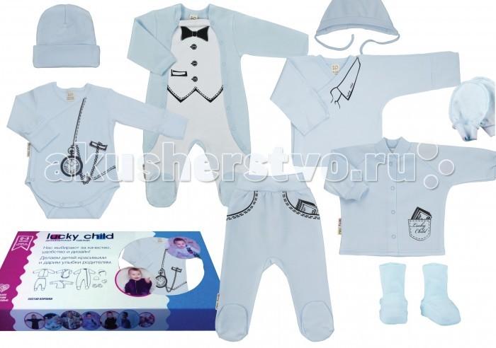 Lucky Child Комплект одежды Big boss 9 предметов