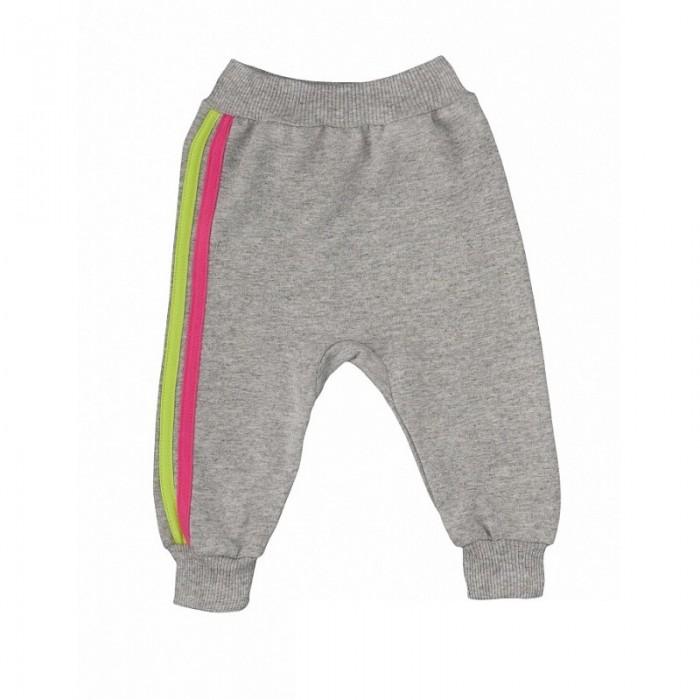Брюки, джинсы и штанишки Lucky Child Брючки детские с лампасами из футера пижамы lucky child пижама