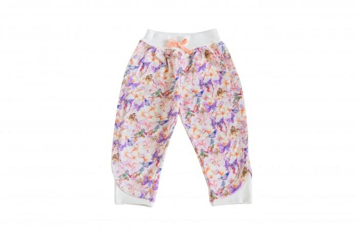 цены Брюки, джинсы и штанишки Lucky Child Брючки детские Тропический рай
