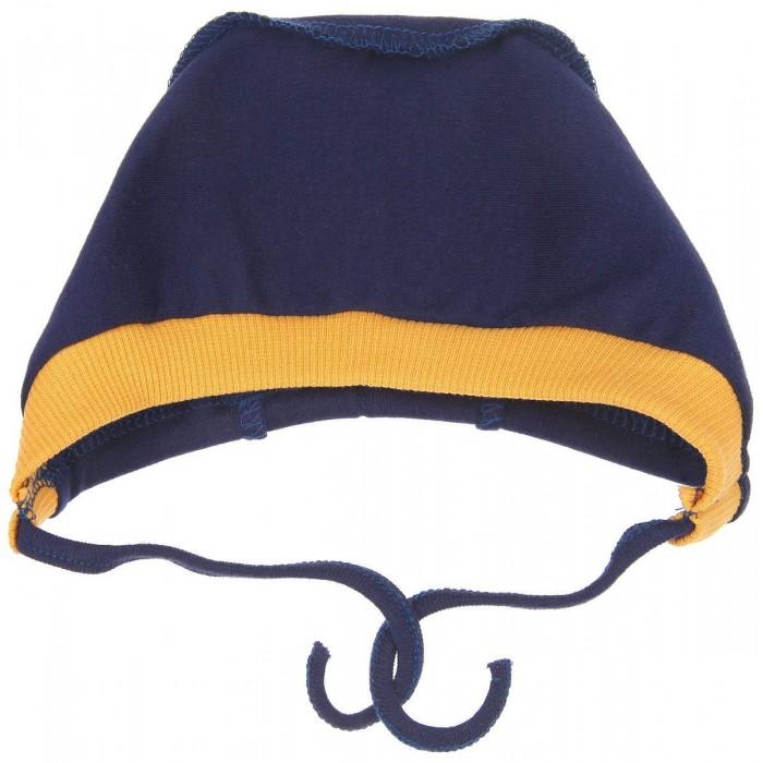 Шапочки и чепчики Lucky Child Чепчик Мужички 27-10 пижамы lucky child пижама