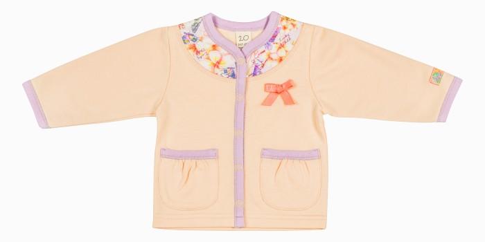 Распашонки и кофточки Lucky Child Кофточка Тропический рай 26-20ф пижамы lucky child пижама
